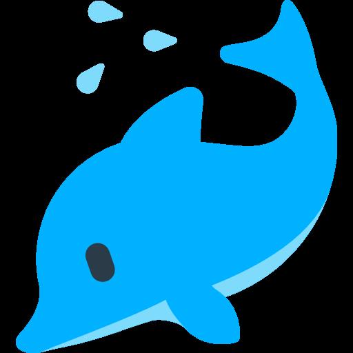 Dolphin Emoji