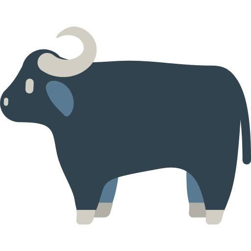 Water Buffalo Emoji
