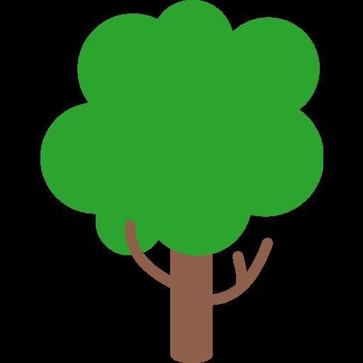 Deciduous Tree Emoji