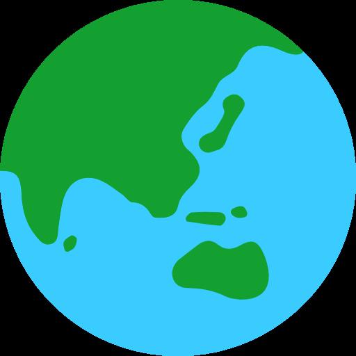 Earth Globe Asia-australia Emoji