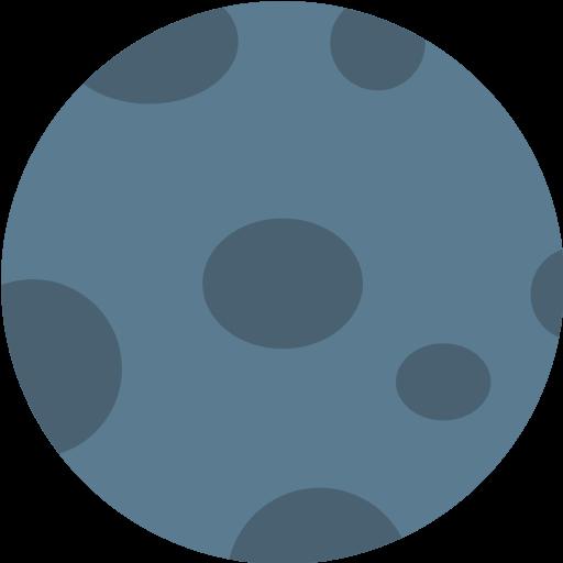 New Moon Symbol Emoji
