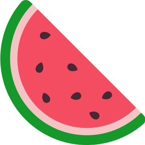 Watermelon Emoji