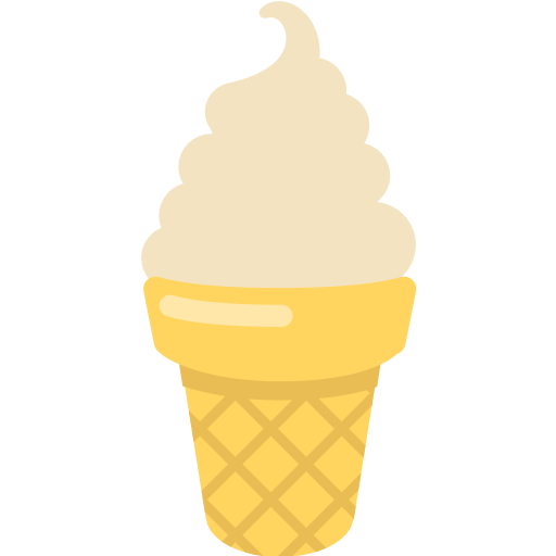 Soft Ice Cream Emoji