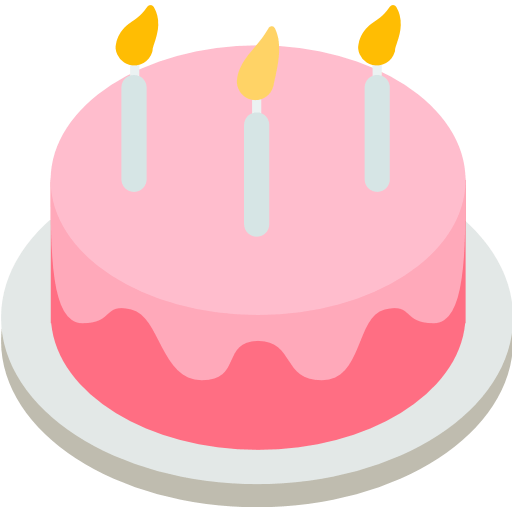 Cake Emoji Art : Birthday Cake Icon Text ~ Image Inspiration of Cake and ...