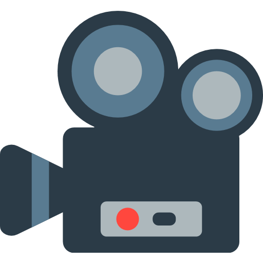 Movie Camera Emoji