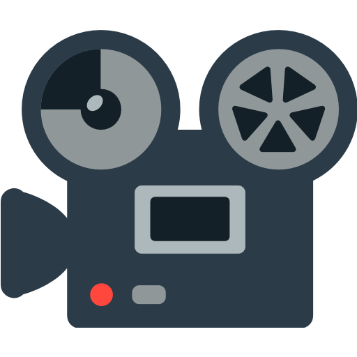 Film Projector Emoji