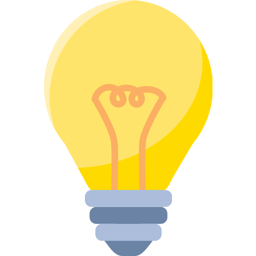 Electric Light Bulb Emoji