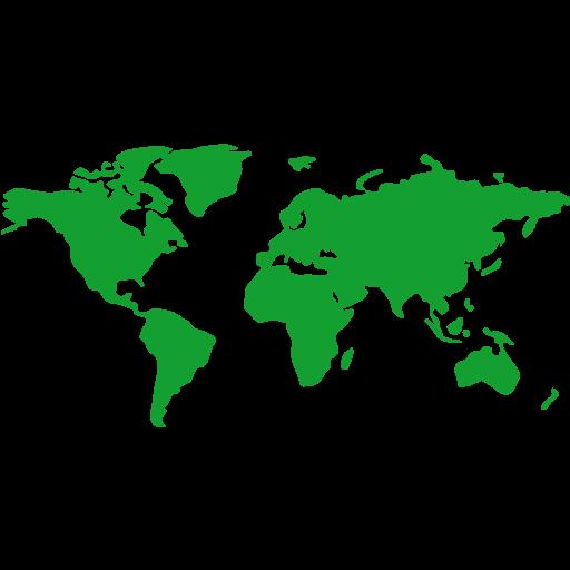 World Map Emoji