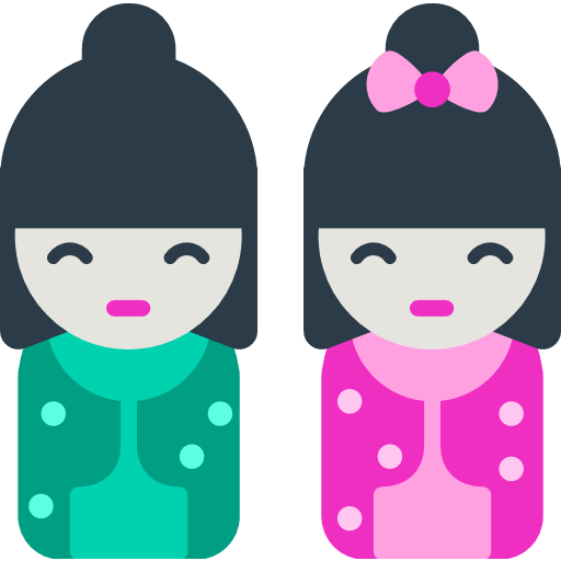 Japanese Dolls Emoji