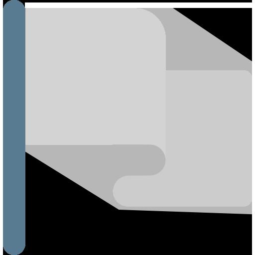 Waving White Flag Emoji