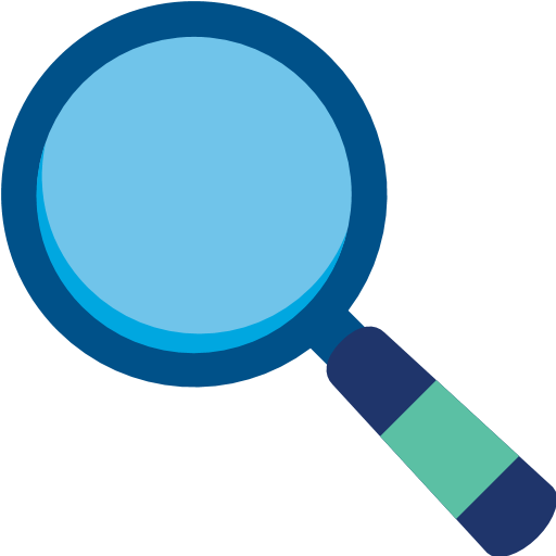 Left-pointing Magnifying Glass Emoji