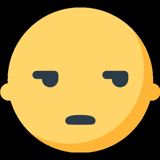 Unamused Face Emoji