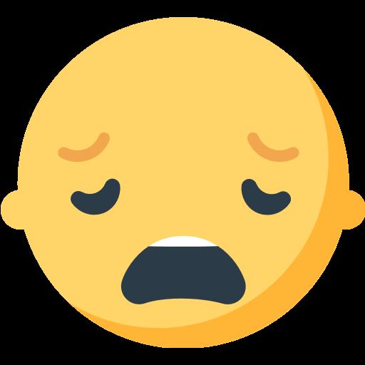 Weary Face