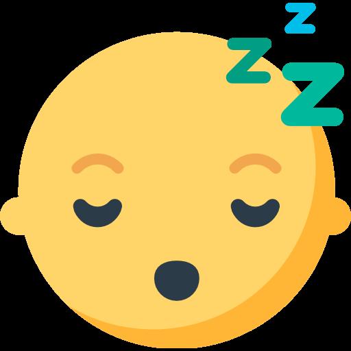 Sleeping Face Emoji