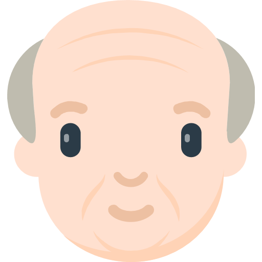 Older Man Emoji