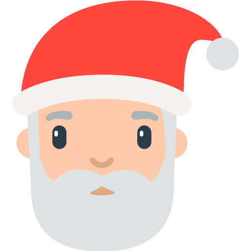 Father Christmas Emoji for Facebook, Email & SMS | ID#: 10013 ...