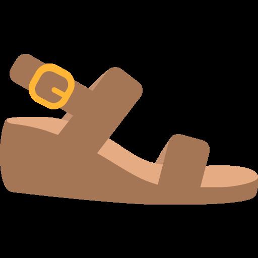 Womans Sandal Emoji