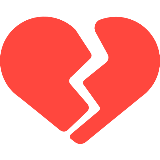 Broken Heart Emoji For Facebook Email Sms Id 11988 Emoji