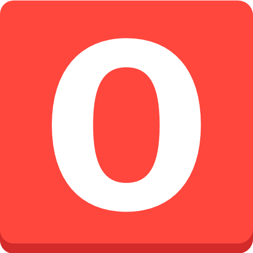 Negative Squared Latin Capital Letter O Emoji
