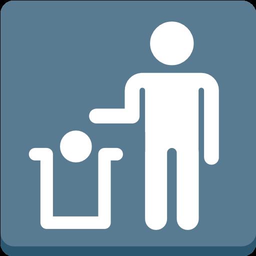Put Litter In Its Place Symbol Emoji