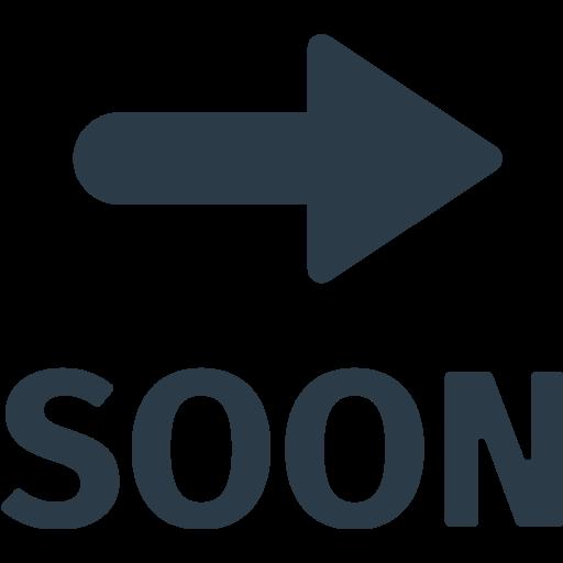 Soon With Rightwards Arrow Above Emoji