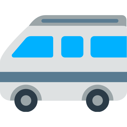 Minibus Emoji