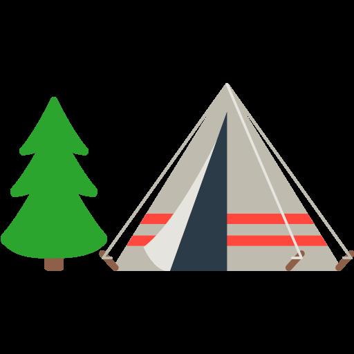 Camping Emoji