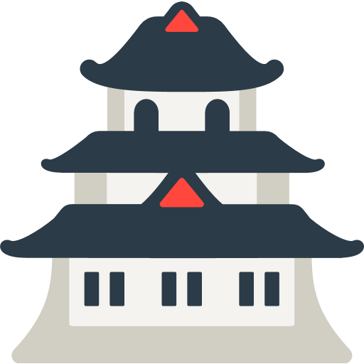Japanese Castle Emoji