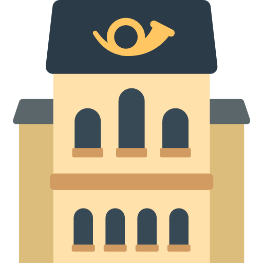 European Post Office Emoji