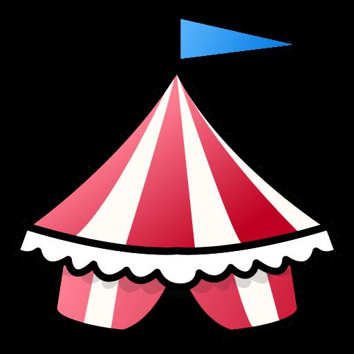 Circus Tent Emoji