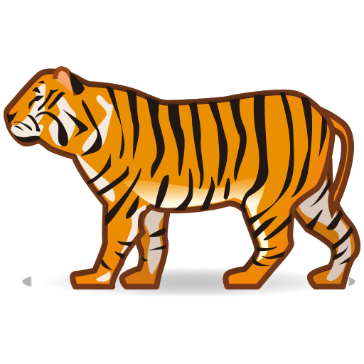 Tiger Emoji
