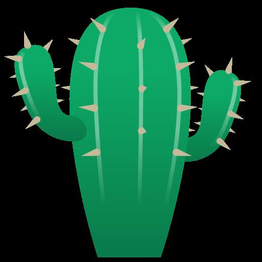Cactus Emoji