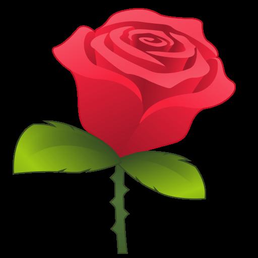 Rose Emoji