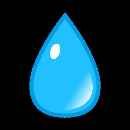 Droplet Emoji