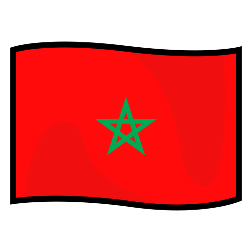 Flag Of Morocco Emoji
