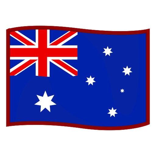 Flag Of Australia Emoji
