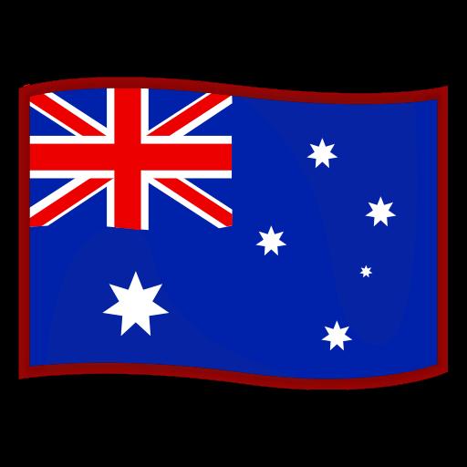Flag Of Australia Emoji