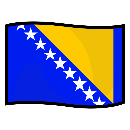 Flag Of Bosnia And Herzegovina Emoji
