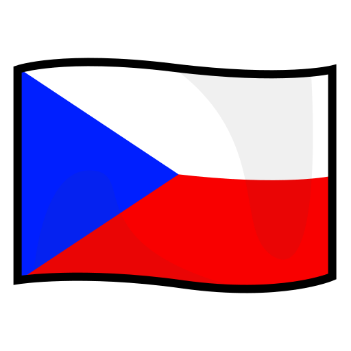 Flag Of The Czech Republic Emoji