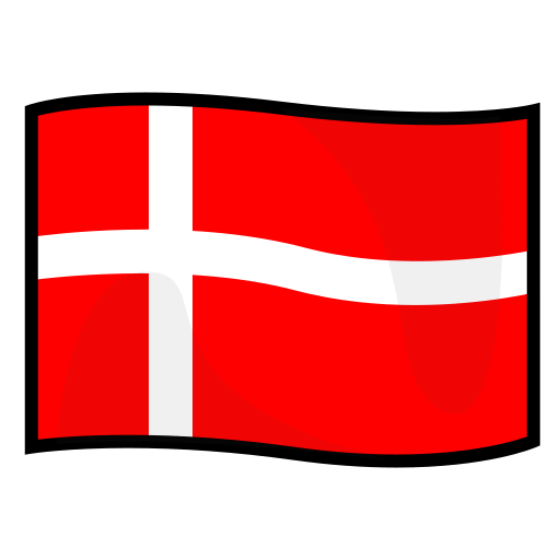 Flag Of Denmark Emoji