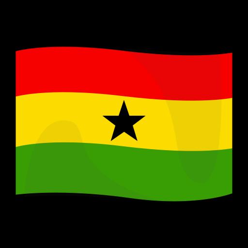 Flag Of Ghana Emoji