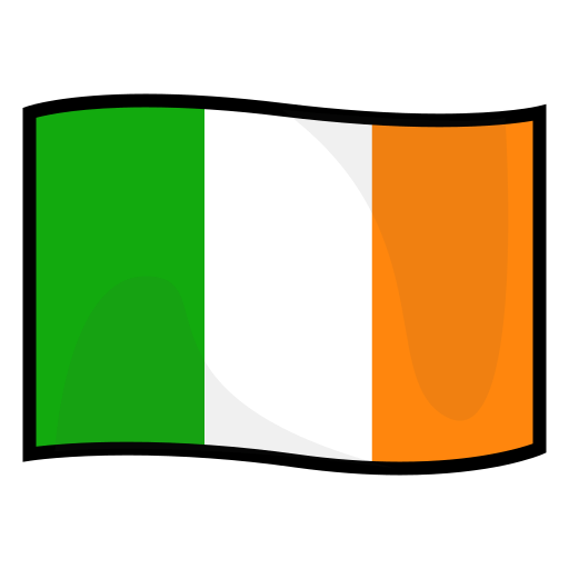Flag Of Ireland Emoji