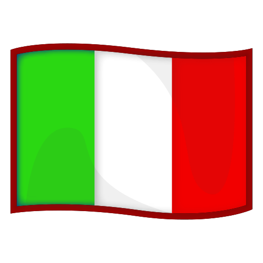 Flag Of Italy Emoji