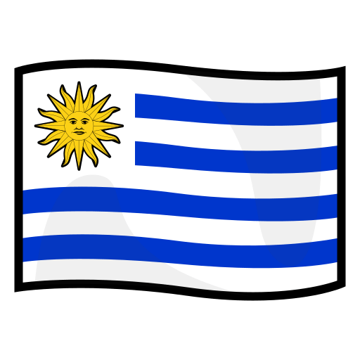 Flag Of Uruguay Emoji