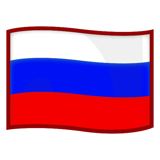 Flag Of Russia Emoji