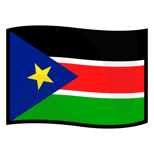 Flag Of South Sudan Emoji