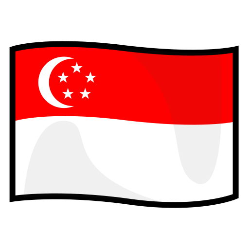 Flag Of Singapore Emoji