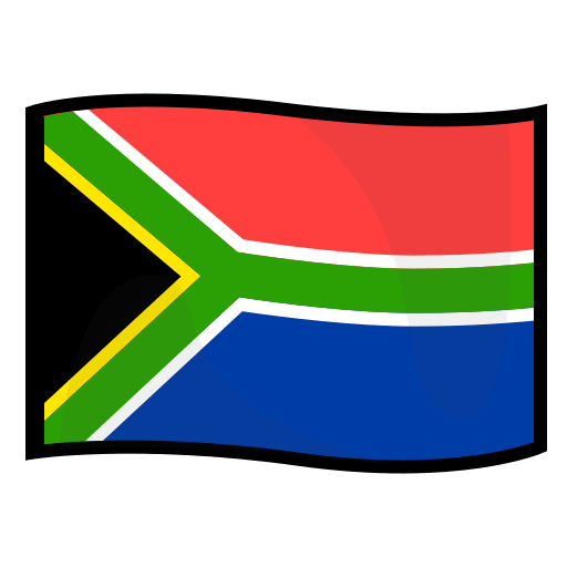 Flag Of South Africa Emoji