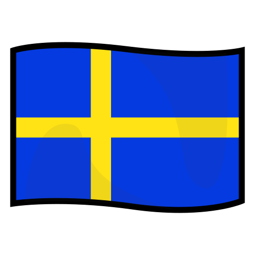 Flag Of Sweden Emoji