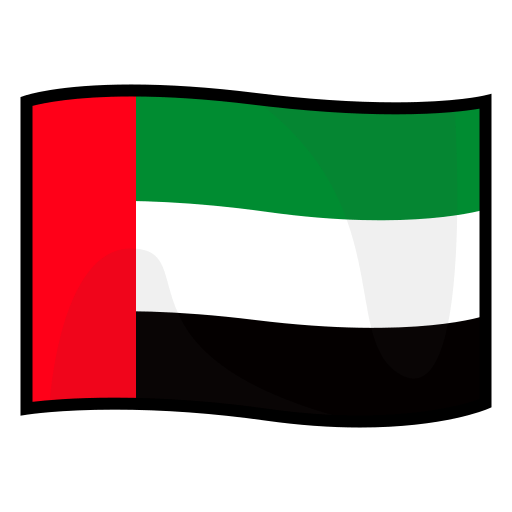 Flag Of The United Arab Emirates Emoji